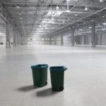 写真:倉庫内清掃のイメージ