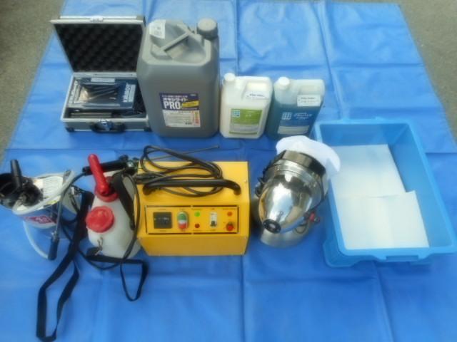 消臭脱臭装置、除菌剤